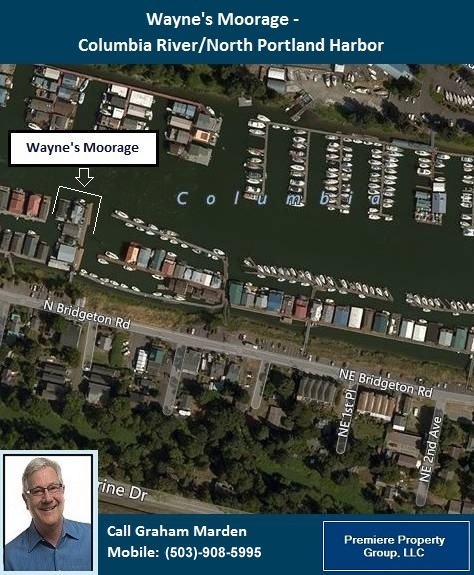 Floating Homes for Sale in Portland Oregon Wayne's Moorage