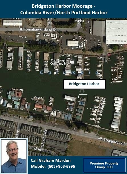 Floating Homes for Sale in Portland Oregon  Bridgeton Harbor Moorage