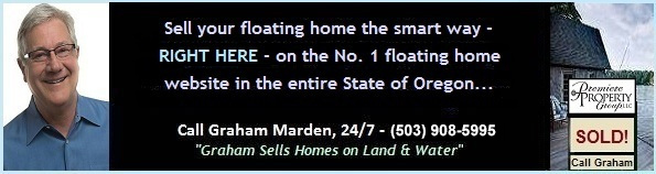 Floating Homes for Sale in Portland Oregon Sell Your Floating Home the Smart Way 2