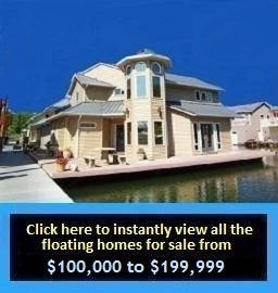 Floating homes for sale in portland oregon houseboats for Portland floating homes