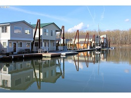Floating Homes for Sale in Portland Oregon Floating Home 3 Photo 7
