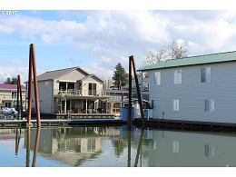 Floating Homes for Sale in Portland Oregon Floating Home 3 Photo 12