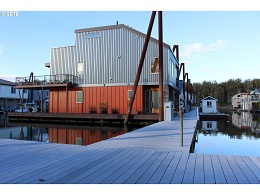 Floating Homes for Sale in Portland Oregon Floating Home 4 Photo 8