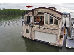 Floating Homes for Sale in Portland Oregon Floating Home 1 Photo 27