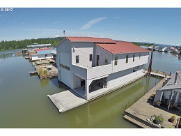Floating Homes for Sale in Portland Oregon Floating Home 7 Photo 1