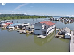 Floating Homes for Sale in Portland Oregon Floating Home 7 Photo 21