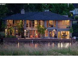 Floating Homes for Sale in Portland Oregon Floating Home 1 Photo 1