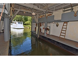 Floating Homes for Sale in Portland Oregon Floating Home 5 Photo 14