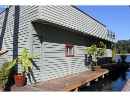 Floating Homes for Sale in Portland Oregon Floating Home 4 Photo 13
