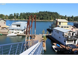 Floating Homes for Sale in Portland Oregon Floating Home 4 Photo 15